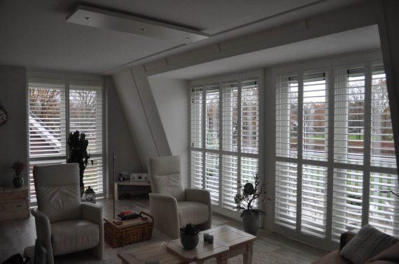 shutters in Utrecht